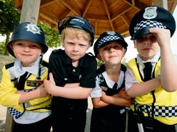 Careers day just the jobs for Telford primary school pupils - with pictures