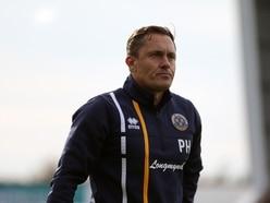 Shrewsbury Town boss Paul Hurst: We more than matched Blackburn