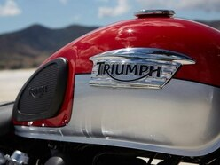 Recall issued for several models from Triumph motorcycle line-up