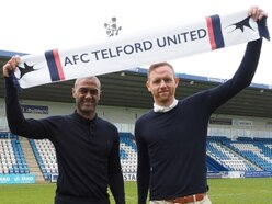 New AFC Telford United bosses Gavin Cowan and Phil Trainer want to 'bring back the good times'
