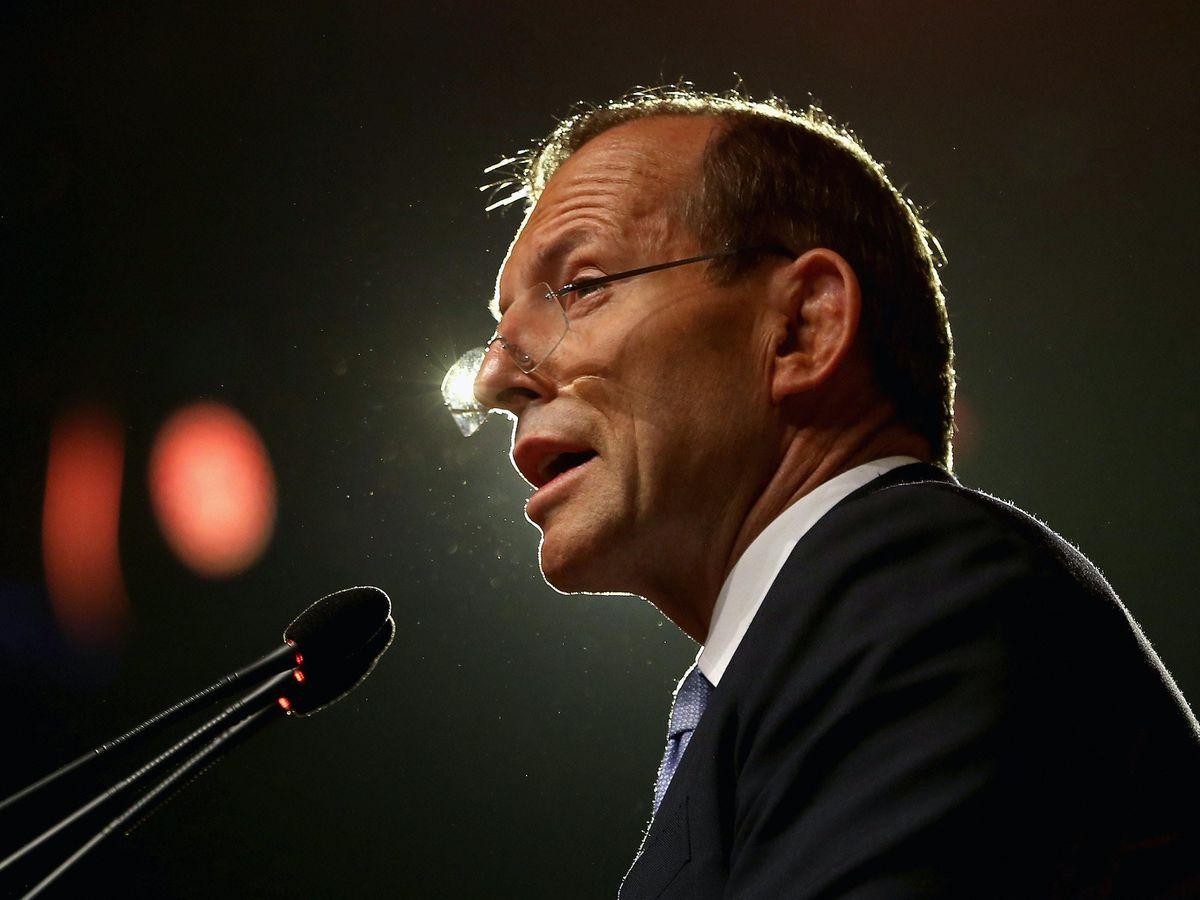Former Australian Prime Minister Tony Abbott will take on an advisory role