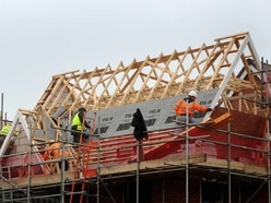 Work begins on more than 100 Newport homes