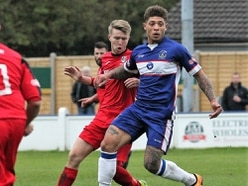 Non-League Day: Chasetown 2 Market Drayton Town 0 - Report and pictures