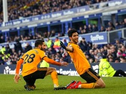Goal-getter Raul Jimenez happy to play team game for Wolves