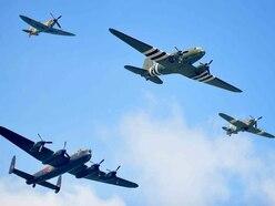 Cosford Air Show 2018 - 60,000 help celebrate RAF's 100th anniversary