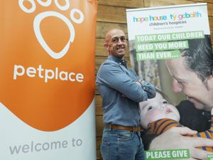 Sion Pritchard, managing director of Petplace