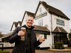 The Brooklands landlord James Hopkins