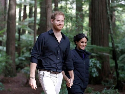 Where will Harry and Meghan set up home in Canada?