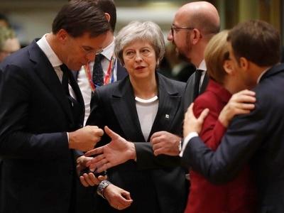 EU warns Theresa May there can be no legally binding assurance on backstop