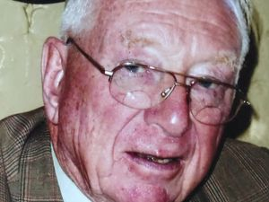 Don Ewels, a veteran Shropshire police officer who died aged 95 on December 22, 2019. Picture emailed in by his son Richard Ewels. ewelsr@aol.com. 'A retired Shropshire police officer who followed his father into the county's constabulary, has died in hospital. Donald Percival Ewels died in Hereford Hospital on December 22 following a short illness. He was 95. He served as a police officer for 30 years, joining the old Shropshire Constabulary in 1946 and rising to the rank of Chief Inspector in charge of West Mercia Police's Ludlow sub division. A memorial funeral service will be held at St Mary the Virgin's Church, Bromfield on Friday, January 17 at noon following a private family cremation service at Shrewsbury. Mr Ewels started his career as a rural beat officer at Craven Arms and Middleton before becoming a Detective Constable based in Ludlow and Bridgnorth..He was promoted to Sergeant in 1958, in charge of a new police station at Heathgates, Shrewsbury.  Six years later he moved to Oswestry on promotion to Inspector, in charge of the town's new police station..For more than 40 years, Mr Ewels and his late wife Beryl lived at Chase View in Bromfield, near Ludlow after they bought the parish's former police station in the 1970s..