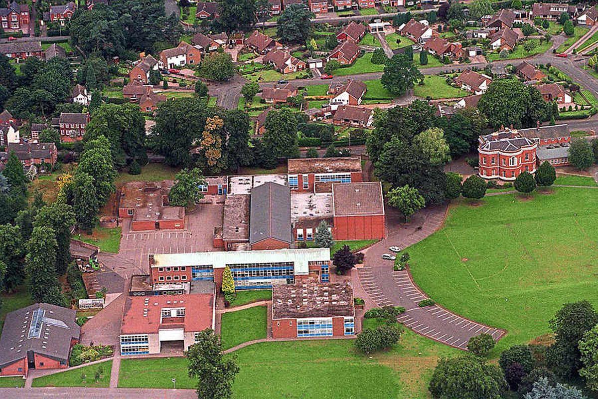 The Grove School in Market Drayton