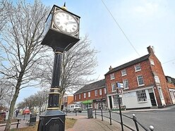 Confusion as flowers removed and replanted in Shifnal