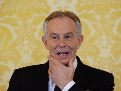Tony Blair: Cabinet still in 'cake and eat it mode' over Brexit