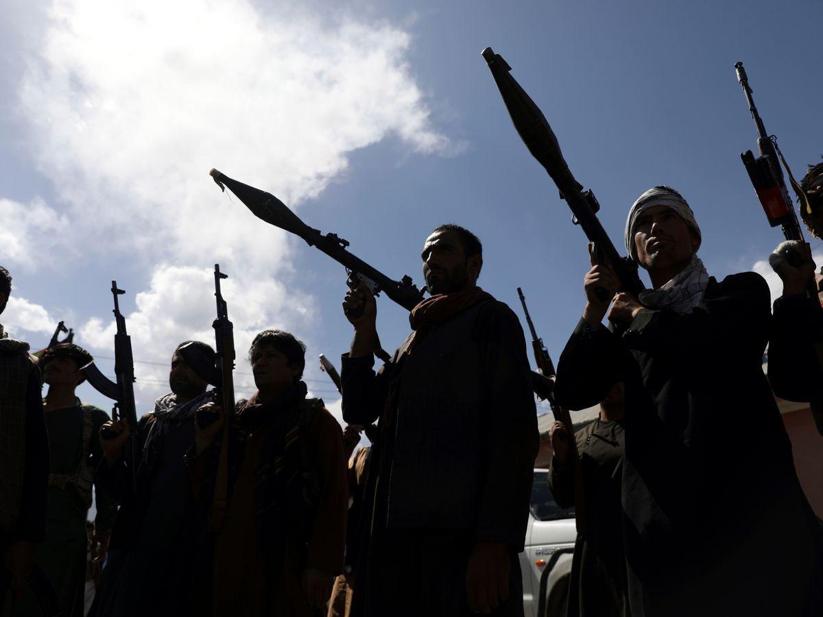 North Afghanistan militias