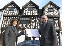 Second time lucky for reopening of historic Bishop Percy's House in Bridgnorth