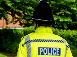 Shrewsbury police hunt teens who attacked milkman and escaped in his float