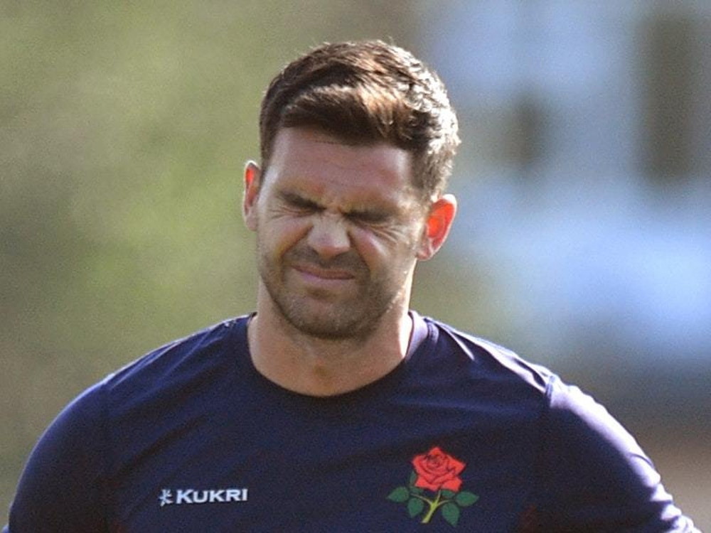 Jimmy Anderson ruled out of fourth Test and rest of Ashes series