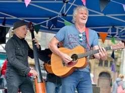 Big Busk wows the crowds in Shrewsbury - with video