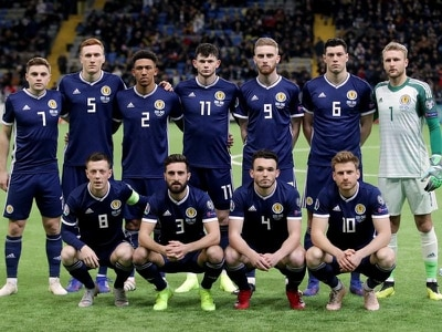 Alex McLeish knows he has a task on his hands getting Scotland in shape