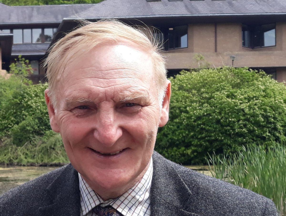 Councillor Gwilym Williams