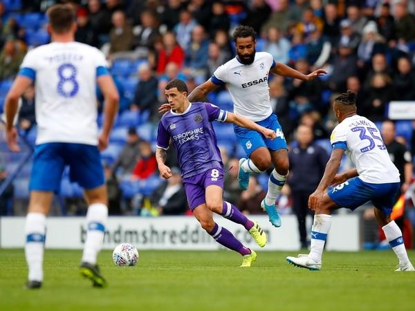 Tranmere 0 Shrewsbury Town 1 - Match highlights