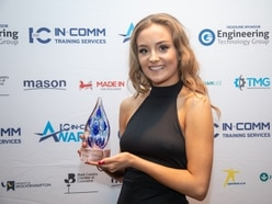 Shropshire apprentice lands major training award