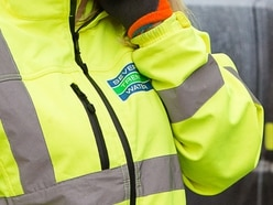 Eight homes without water in burst near Bridgnorth