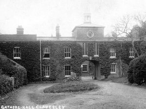 Gatacre Hall in around 1910  Picture: Ray Farlow.