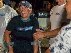 Kelda Wood: The agony and the ecstasy as disabled Shrewsbury rower returns from epic voyage