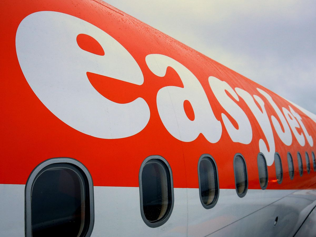 EasyJet is offering discounted coronavirus tests for passengers in a bid to boost demand for air travel (Gareth Fuller/PA)