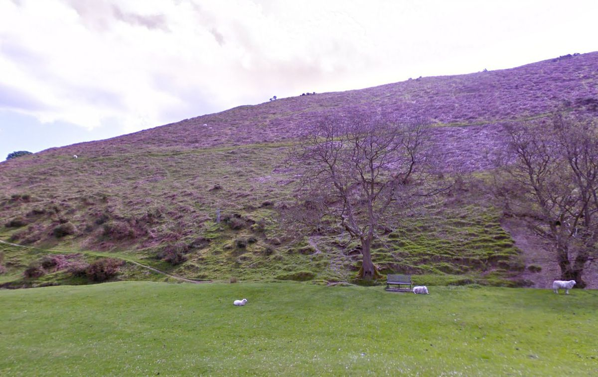 Batch Valley in Church Stretton. Pic: Google Street View
