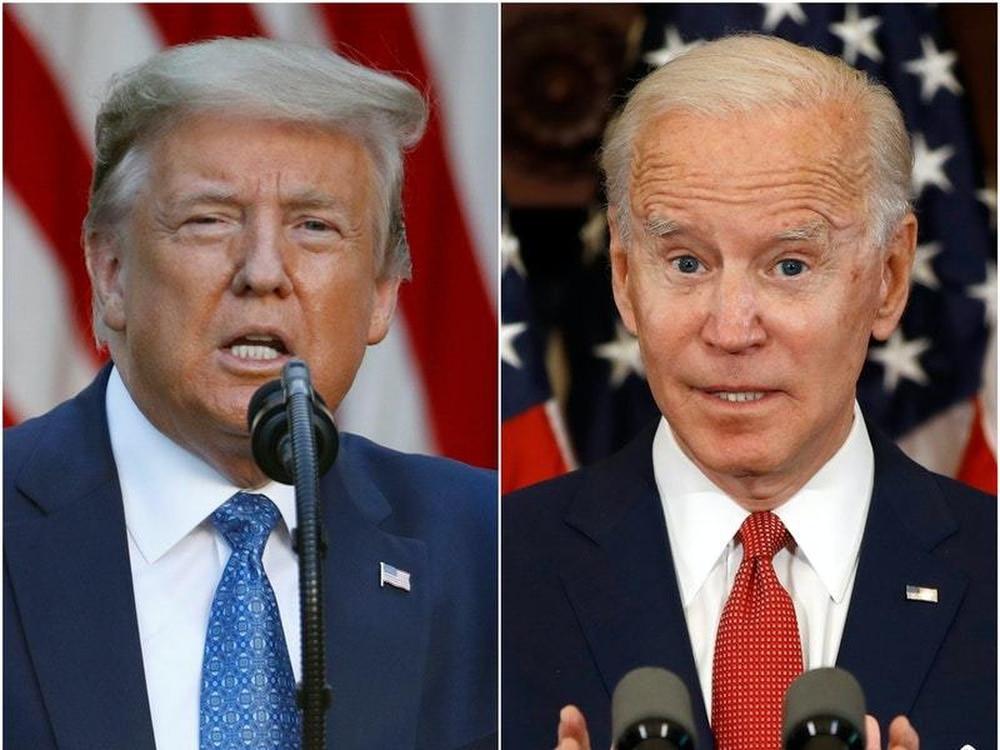 Joe Biden blasts Trump for walking into church holding bible — George Floyd