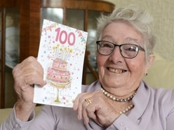 Pioneering former Bridgnorth headteacher Nancy is chalking up her 100th birthday