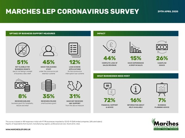Marches LEP vows to help lead business recovery from coronavirus