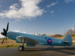 Rare Spitfire is to be star attraction at this summer's Cosford Air Show