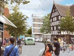 Shrewsbury plans 'being well received' but council tight-lipped on reduced shopping centre rents