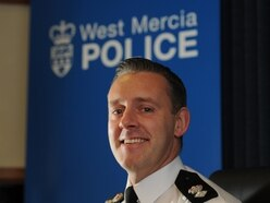 New Shropshire police chief in pledge on crime