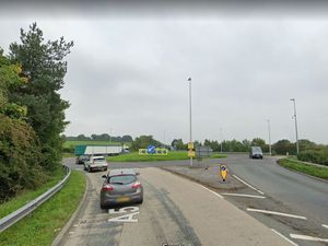 Traffic will be diverted off the A483 at the Halton roundabout
