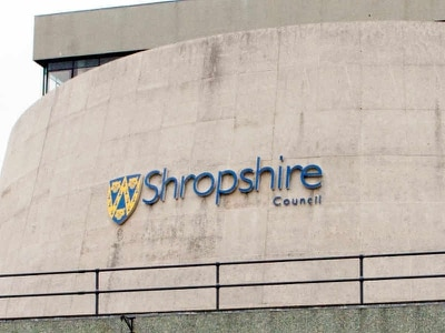 South Shropshire garage to be knocked down to make way for houses