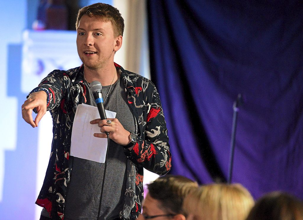 Joe Lycett at St Nicholas Bar and Grill
