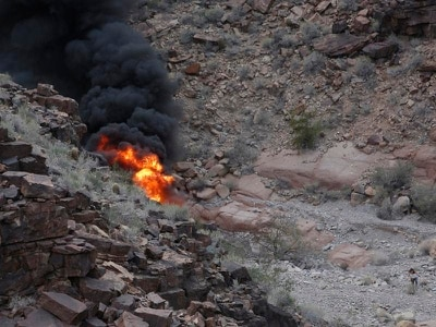 Tributes paid to fourth Briton to die in Grand Canyon helicopter crash
