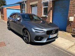 Long-term report: What we've learned after 8,000 miles in a Volvo V90 hybrid