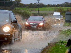 Shropshire flood alerts issued as heavy rain forecast