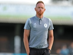 Gavin Cowan's working on the finer details in AFC Telford preparations
