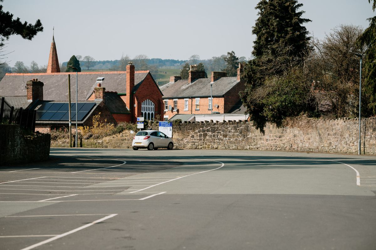 Castle View car park