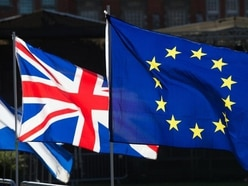 Decline in the UK is because of the amount we pay to EU