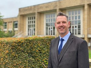 Police and crime commissioner John Campion