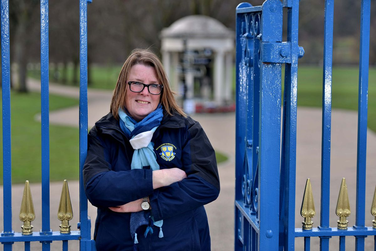 Shrewsbury town clerk Helen Ball has called for councils to be allowed to continue online meetings