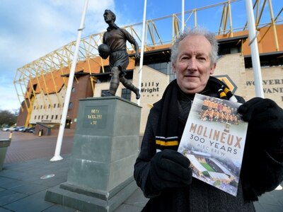 How the beautiful Molineux gardens are now home to the beautiful game