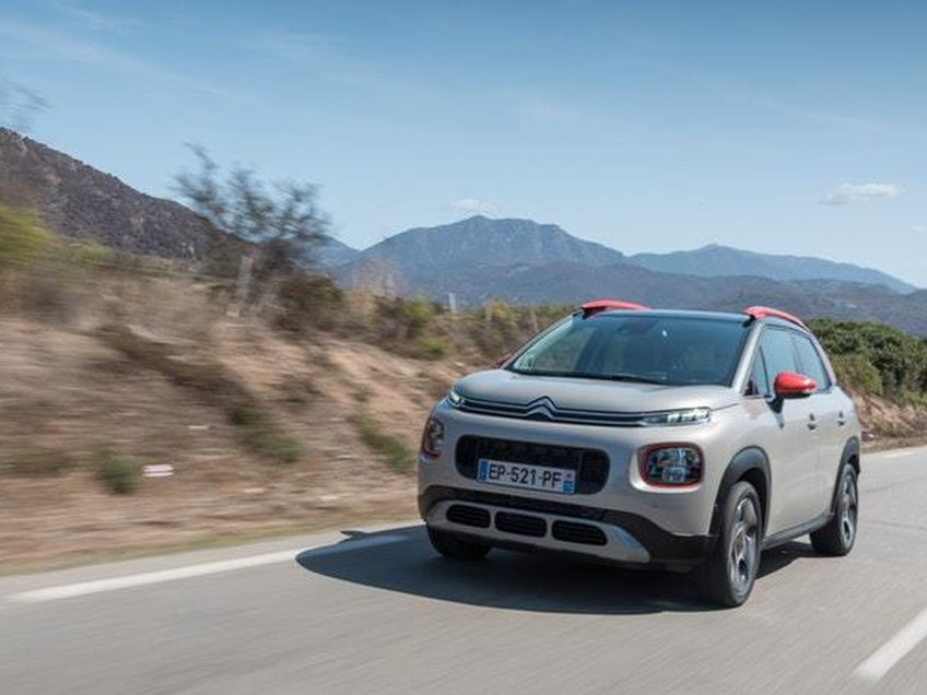 First Drive: The Citroen C3 Aircross is a quirky compact SUV for the youth market